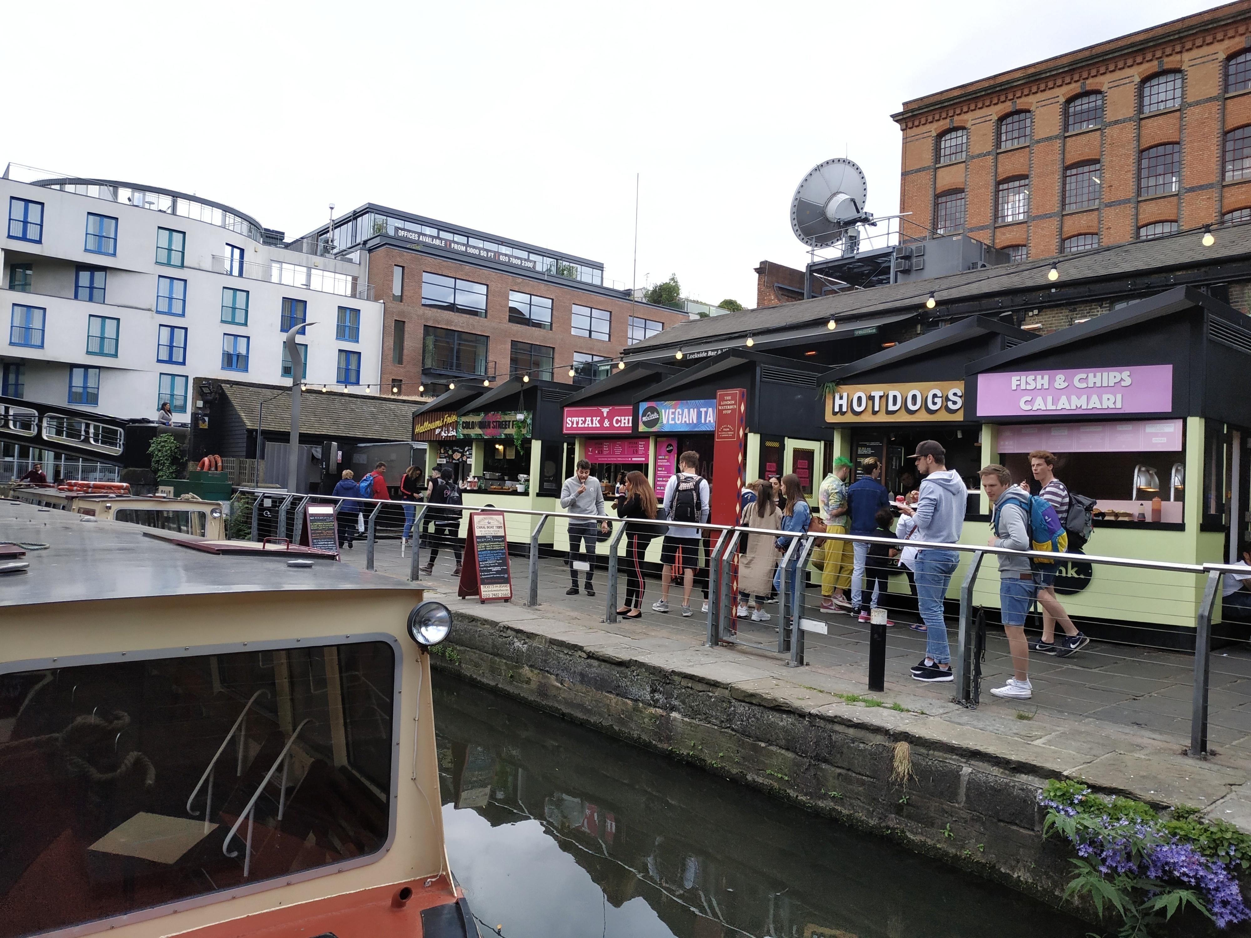 Candem, mejores barrios de Londres donde vivir