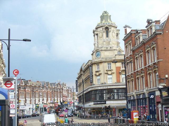 Clapham, mejores barrios de Londres donde vivir