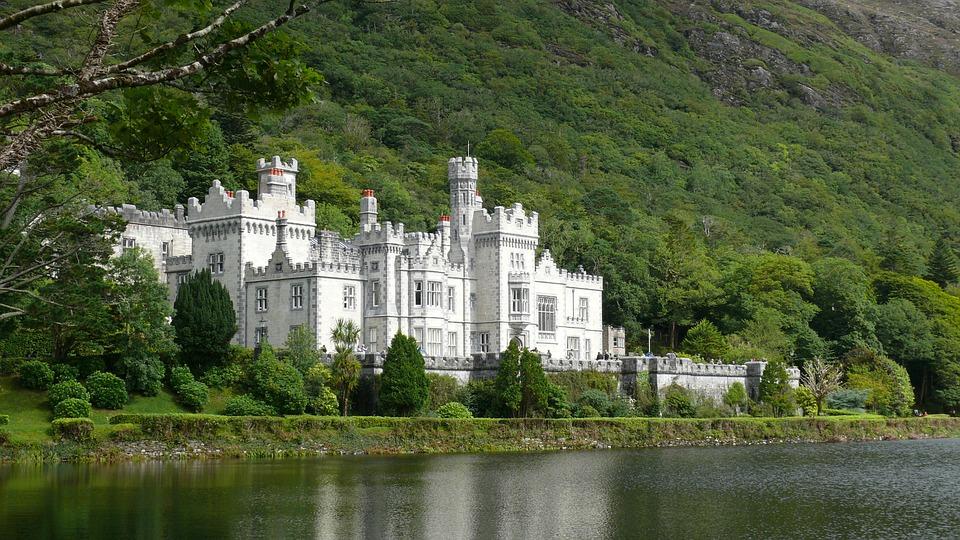 Kylemore Abbey plus beaux lieux d'Irlande