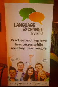 Language Exchange, Ireland