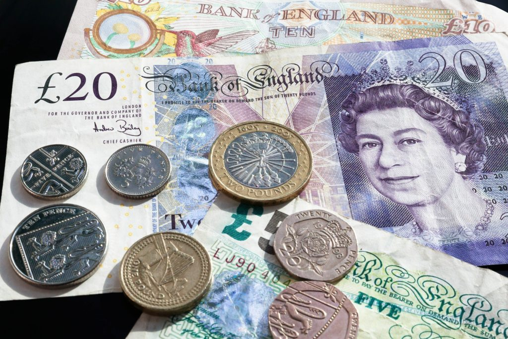 cambiar euros a libras