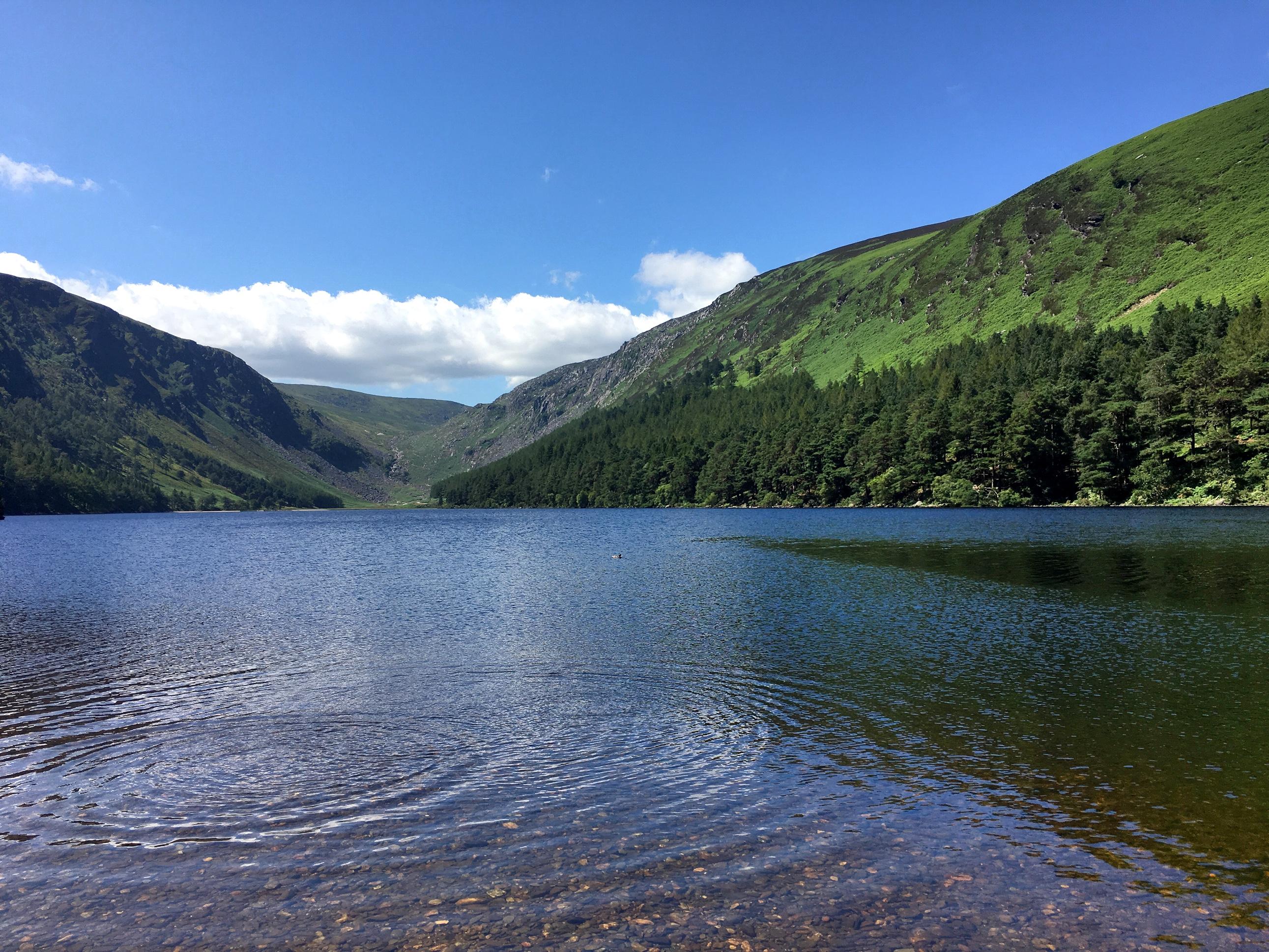 Dublino e dintorni: luoghi da non perdere intorno a Dublino - Glendalough Lake