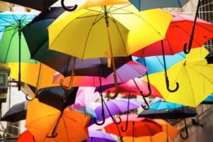 Mito número 1 Dublín y la lluvia