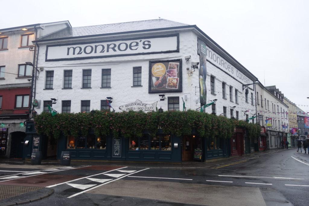 Guida ai migliori pub con musica dal vivo a Galway: The Monroe's Tavern