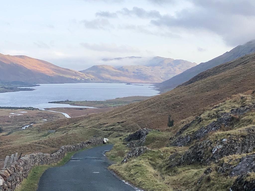 Passer un week-end en Irlande - lacs du connemara