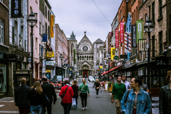 Co-living in Dublin: The new accommodation sharing trend - Dublin City