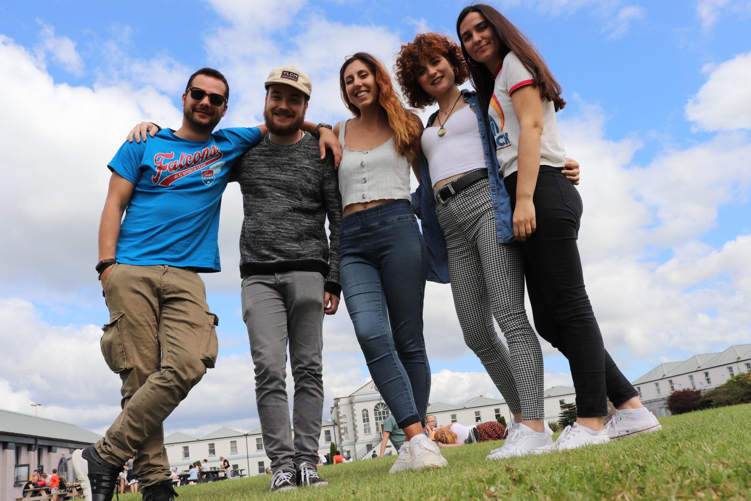 Perché trasferirsi in Irlanda ti cambierà la vita: 6 motivi principali - tour di Spyke Island