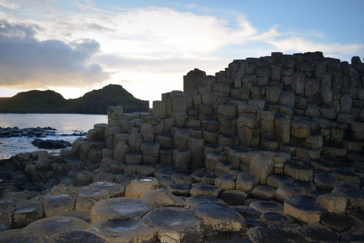 Passer un week-end en Irlande : Visiter la chausee des geants